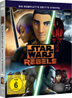Star Wars Rebels – Die komplette 3. Staffel