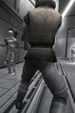 Jaden Korr auf Hoth