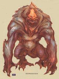 Ein Gorgodon