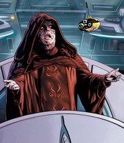 Palpatine ruft das erste galaktische Imperium aus