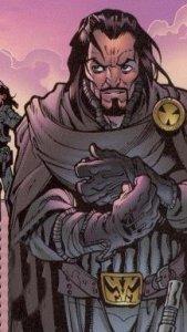 Lord Kaan auf Ruusan