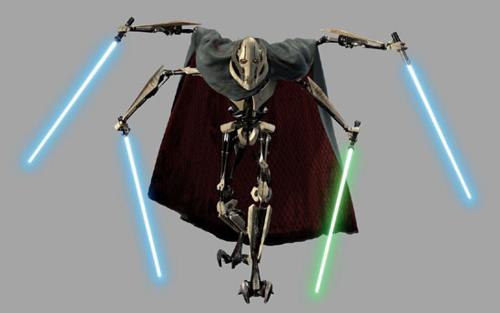 Grievous General Lexikon Star Wars Union