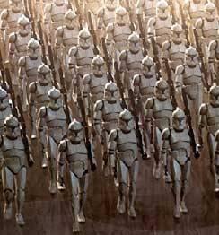 Die Klonarmee der Republik