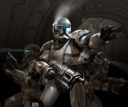 Republic Commandos im Einsatz