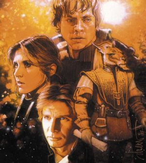Die Caamas-Krise bedroht die Galaxis