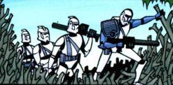 Das Triton Squad auf Kashyyyk