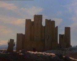 Die Festung der Sanyassan