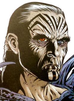 Darth Krayt, unmaskiert 137 Jahre nach der Schlacht um Yavin