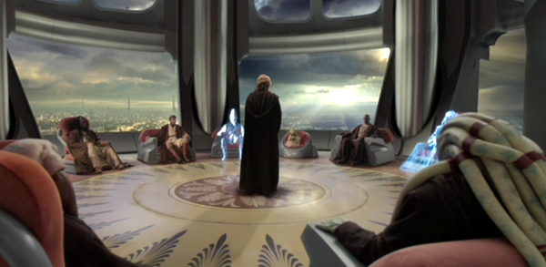 Die Mitglieder des Jedi-Rates - Weise und erfahrene Nutzer der hellen Seite der Macht