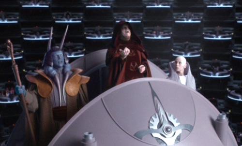 Das erste galaktische Imperium wird ausgerufen