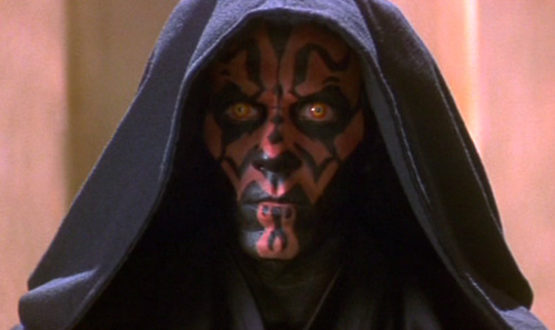 Darth Maul, dunkler Lord der Sith