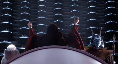 ...und der Senat jubelt