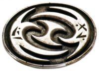 Ein Emblem der Mabari