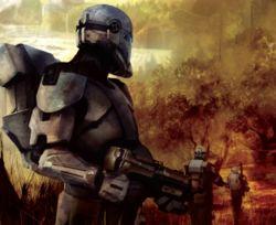 Die Soldaten des Omega-Squad auf Gaftikar.