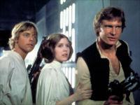 Leia, Luke und Han auf dem Todesstern