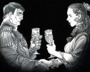 Leia und Gouverneur Nereus
