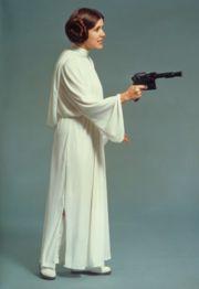 Leia als junge Senatorin