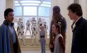 Leia und ihre Freunde wurden von Lando verraten