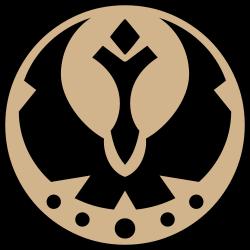 Das Wappen der galaktischen Allianz