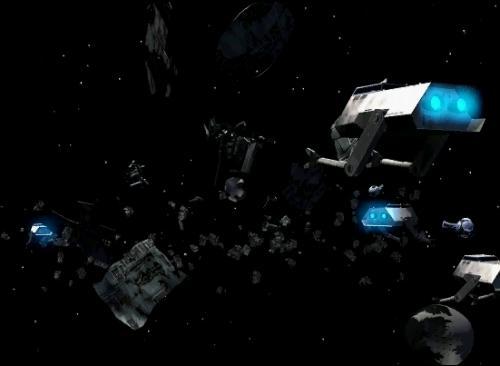 Schlepper suchen in den Resten des Forschungsschiffes nach verwertbaren Daten