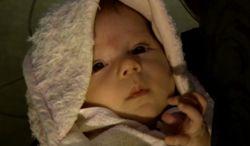 Ein Menschen-Baby namens Leia Organa