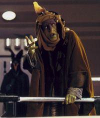 Passel Argente im Galaktischen Senat