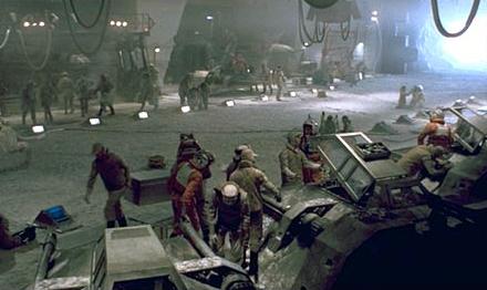 Die Echo-Basis auf Hoth