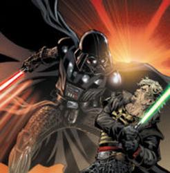 Cade trifft in seiner Vision auf Darth Vader