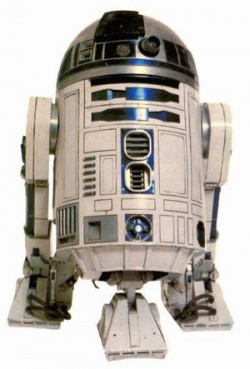 Ein Droide der R2-Serie
