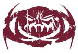 Das Logo von Hondo Ohnakas Weequay Piratenbande