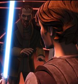 Zinn Paulness und Anakin Skywalker