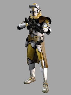 Commander Bly