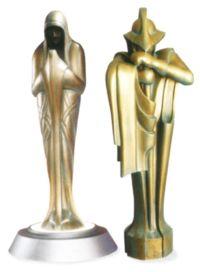 Zwei der Vier Weisen von Dwartii