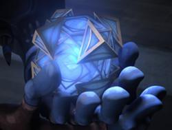 Der Kyber Speicherkristalll