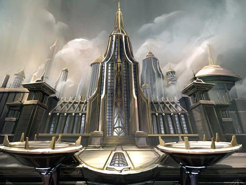 Lott Dods Palast auf Cato Neimoidia.