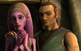 Cut Lawquane und sein Frau Suu