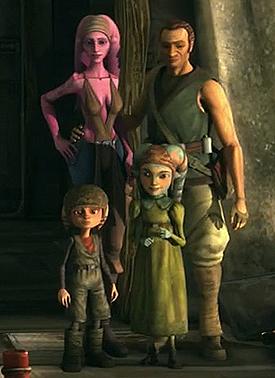Suu und ihre Familie