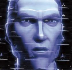 Jerec als Hologramm im Senat.