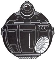 Ein AS-M12 Sucherdroide