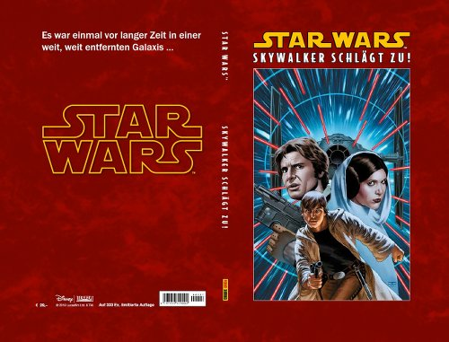 Skywalker schl�gt zu! - Hardcover