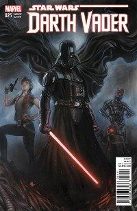 Darth Vader #25 - Adi Granov Variant