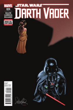 Darth Vader #24 - Cover