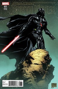 Darth Vader #25 - Joe Quesada Variant