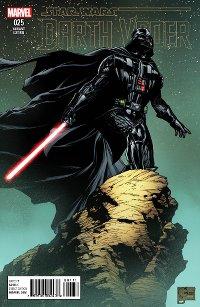 Darth Vader #25 - Joe Quesada Variant