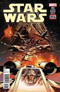 Star Wars #22 - Cover