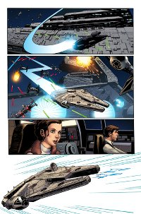Star Wars #22 - Vorschau Seite 5