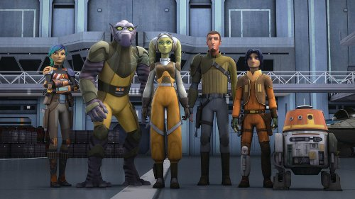 Star Wars Rebels Staffel 2 - Ausschnitt 1