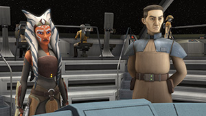 Star Wars Rebels Staffel 2 - Ausschnitt 2