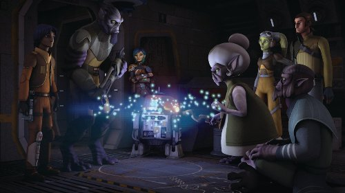 Star Wars Rebels Staffel 2 - Ausschnitt 3