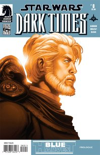 Blue Harvest #0 - Cover